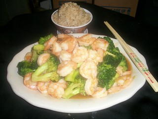 B8 Shrimp & Broccoli (2) | by Golden Gate Chinese Restaurant