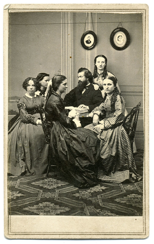 Dr. Miller and His Family
