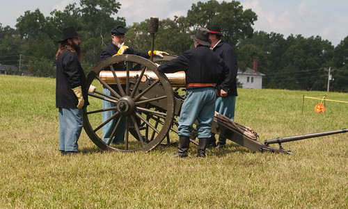 Civil War Artillery Demonstration