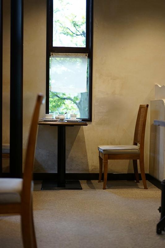 Cafe Blanc(カフェ ブラン)店内