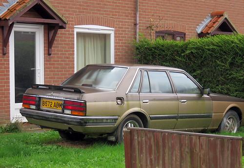 1985 Nissan Laurel 2.4 (C31) | by Spottedlaurel