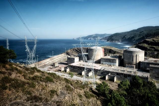 Lemoniz Nuclear Power Plant
