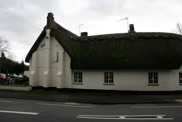 The Bakers Arms, Lytchett Minster