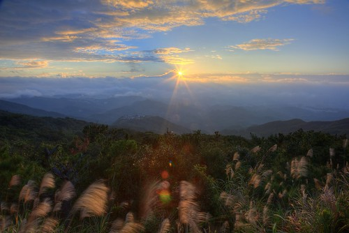 morning travel pink light sky mist mountain mountains color sunshine fog night clouds sunrise canon landscape photography dawn lights twilight day ray view image cloudy sightseeing taiwan atmosphere valley stunning taipei rays nightview temperature 自然 夜景 hdr magnificent 風景 attraction freshness crepuscularrays pinkclouds crepuscular 台北市 五指山 nightcity 汐止 晨曦 耶穌光 colortemperature 霧 清晨 雲霧 山景 芒草 山谷 芒花 晨景 嵐 山色 eccezionale 色溫 霞光 rosyclouds 彩霞 風景攝影 台灣風景 上帝之梯 色溫攝影 晨霞 谷景 平流霧 丁達爾效應