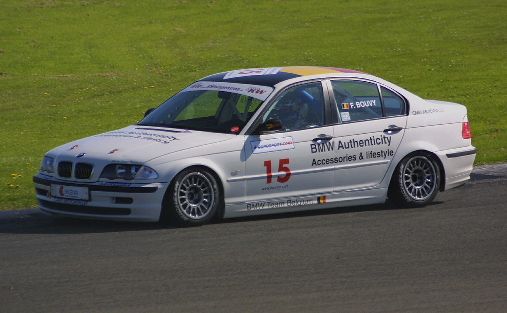 Frederic Bouvy - Carly Motorsport - BMW 320i E46 | LEAD Tech