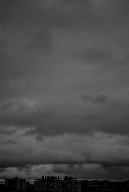 Day 1836 :  Dark Day