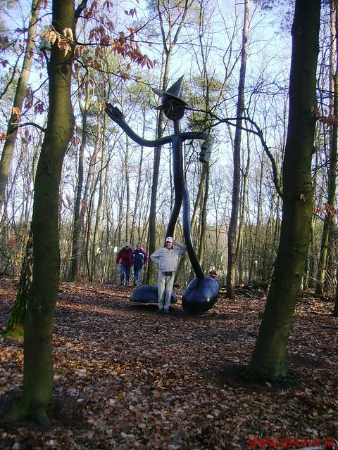 W.S.V.de Trekvogels 09-02-2008 15 Km  Apeldoorn (7)