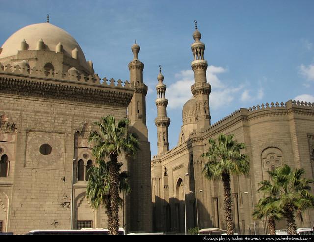 Mosque-Madrassa of Sultan Hassan, Cairo, Egypt
