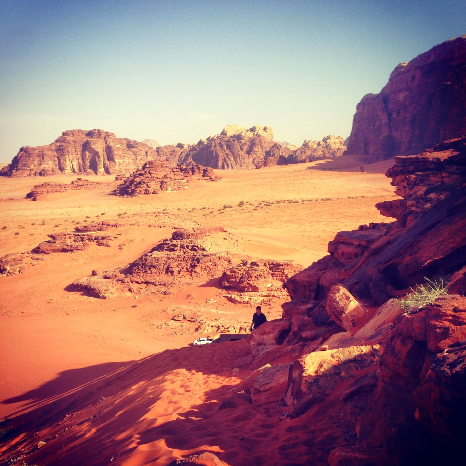 Travel Post: We hung out in the desert of Wadi Rum, Jordan
