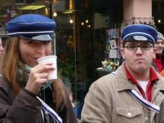 Diplomumzug 2007