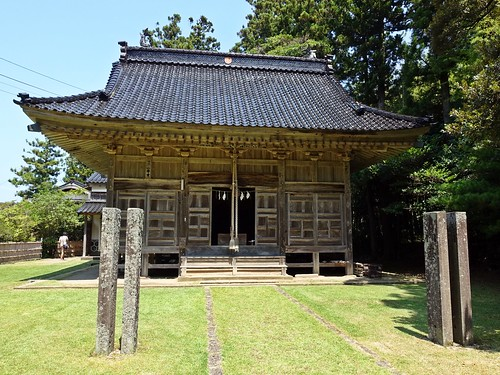 Daizen Shrine Noh Stage | by sheyx