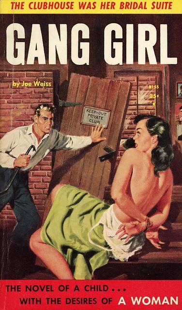 Beacon Books B155 - Joe Weiss - Gang Girl