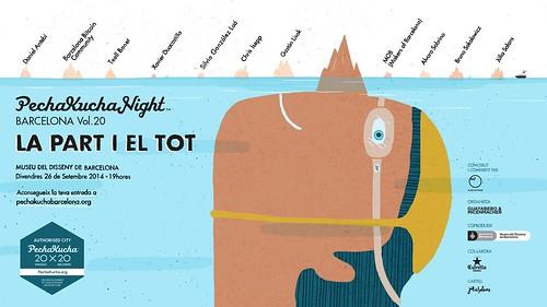 PechaKucha Night Barcelona Vol. 20