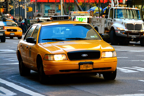 New York Taxi | by Crash Test Mike