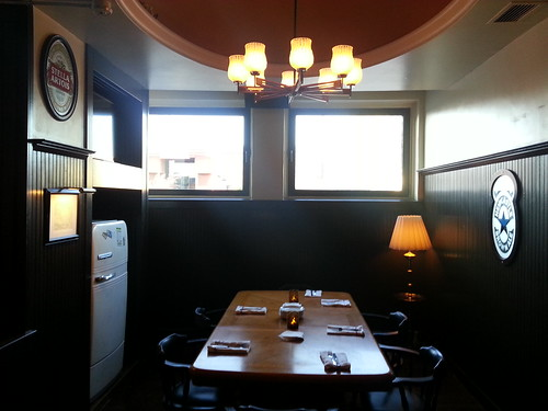 Private Area  - Le Sieur D'Iberville   by foodguymontreal