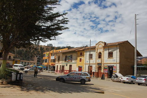 San Jerónimo de Tunan, Huancayo, Junín, Peru | by blueskylimit