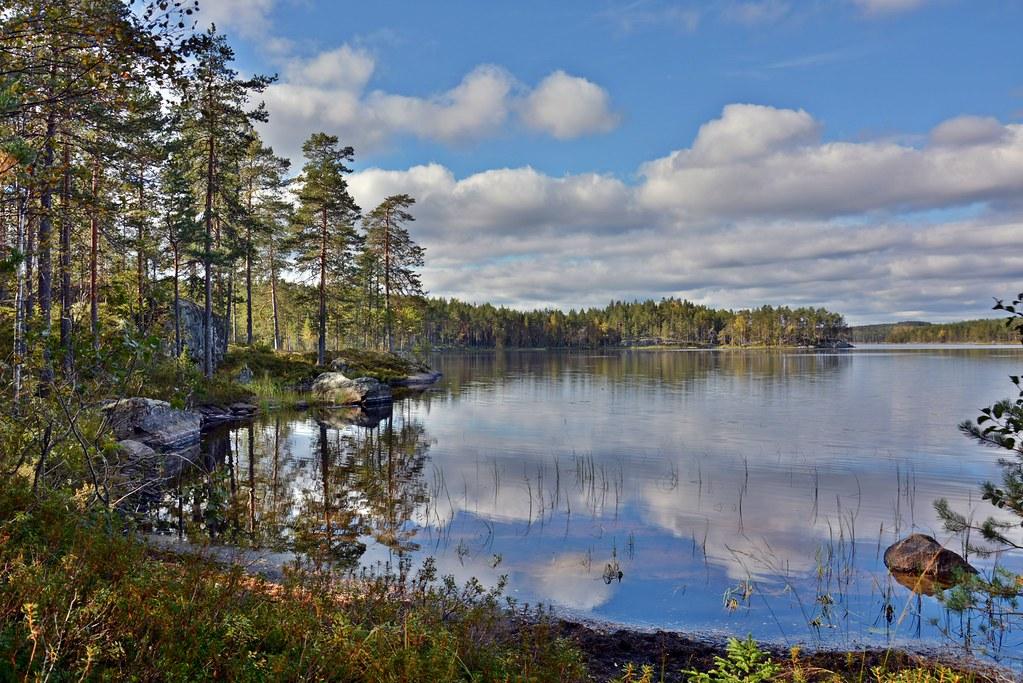 Helvetinjärvi (Hell's Lake) National Park, Finland | Flickr