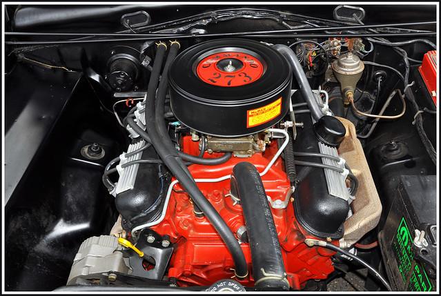Mopar 1965 Cammando 273 V8