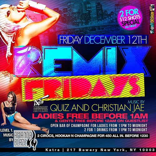 This Friday night its going down at Katra Lounge #nyc #ladiesnight :fire::fire::fire: