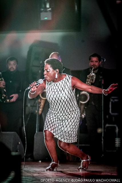 Sharon Jones & The Dap Kings - Lisboa '14