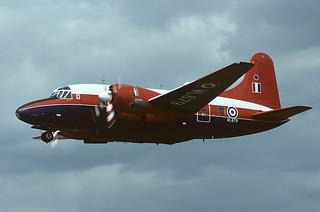 WL679 Varsity T1 RAE, MOD(PE) Farnborough | by Stuart Freer - Touchdown Aviation