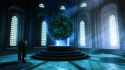 Torac Studies the Eye of Magnus | by p4ck3tl055