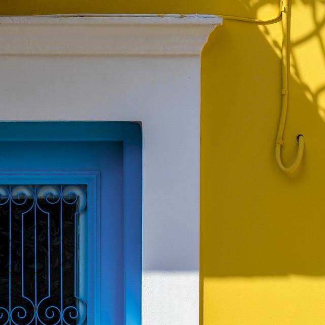 colorful facade sqaure No 04