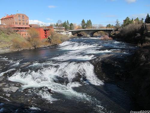 water river spokane riverfrontpark spokanewa spokanewashington spokaneriver