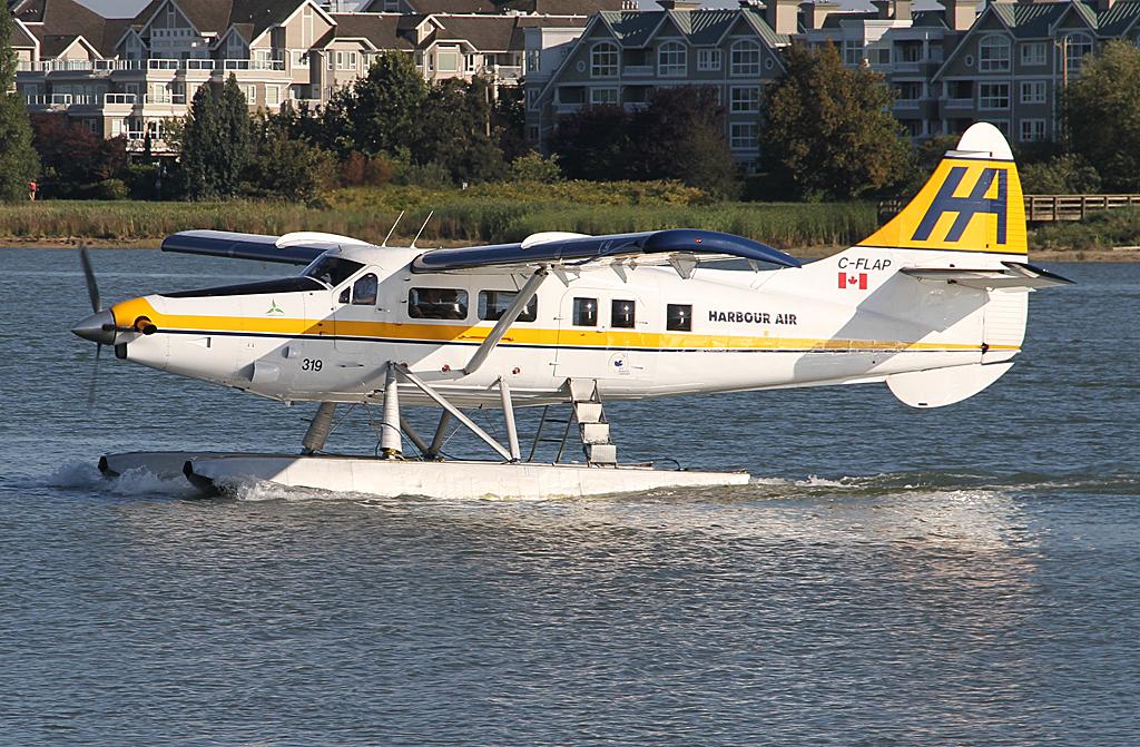 HarbourairDHC-3-C-FLAP