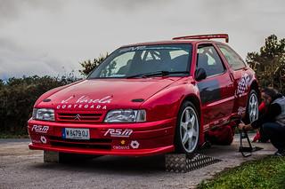 Citroen Zx Maxi Kit Car Of Vpcompeticion Rallye Test 2015 Flickr
