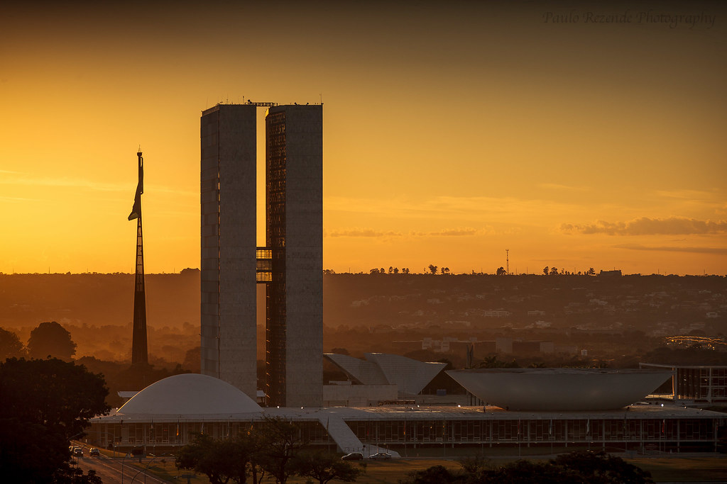 "Sunrise in Brasilia 150130 ""Explored"""