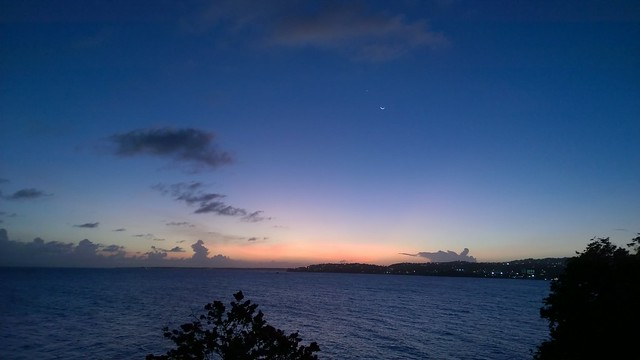Astronomy test - new moon and Venus 1