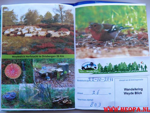 22-10-2011             Driebergen         26 km (172)