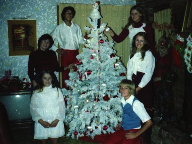 Christmas 1977 - 2