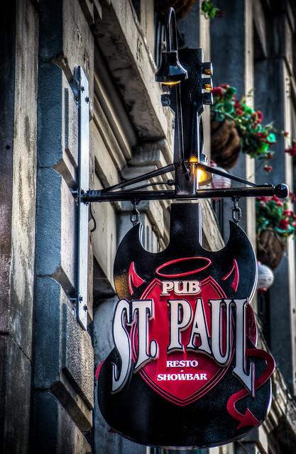 Pub St. Paul