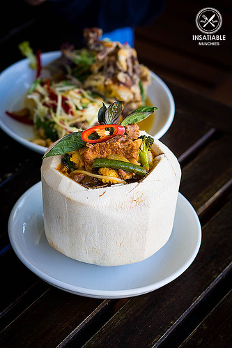 Red Duck Curry, $22.90: Korn Thai, Crows Nest. Sydney Food Blog Review | by insatiablemunch