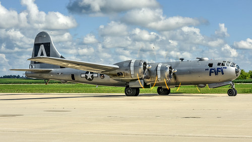 "Boeing B-29  Superfortress ""FIFI"" 