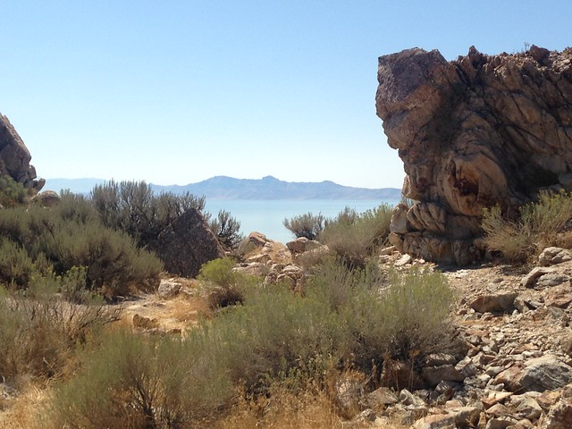 Buffalo Point Trail, Antelope Island State Park