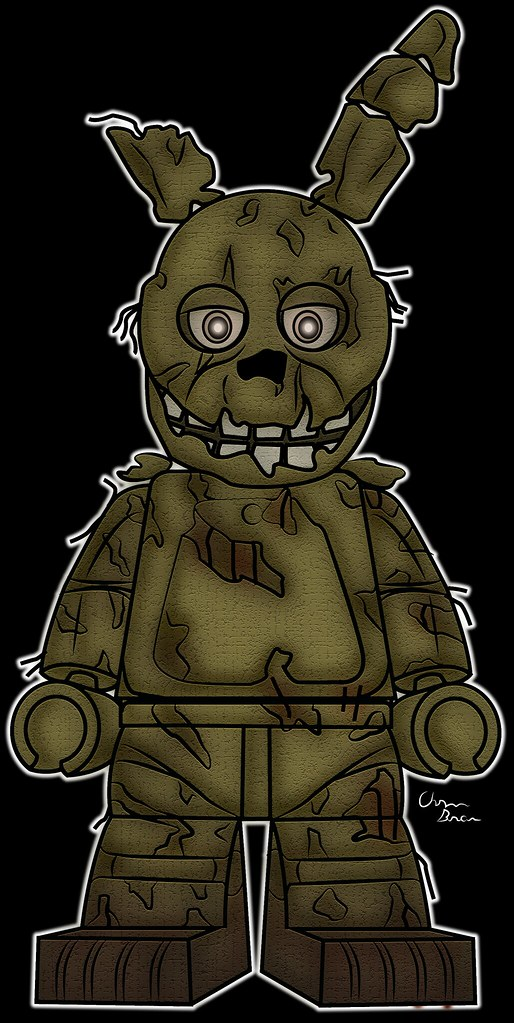 FNAF3 Springtrap | To be honest, I have no interest in this