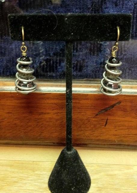 Boing Earrings