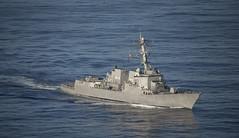USS Michael Murphy (DDG 112) file photo. (U.S. Navy/MC2 Daniel M. Young)