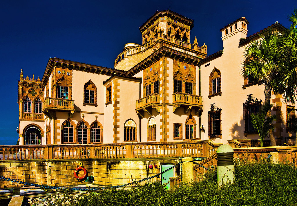 Ca D Zan Mansion John And Mable Ringling Museum Of Art Flickr