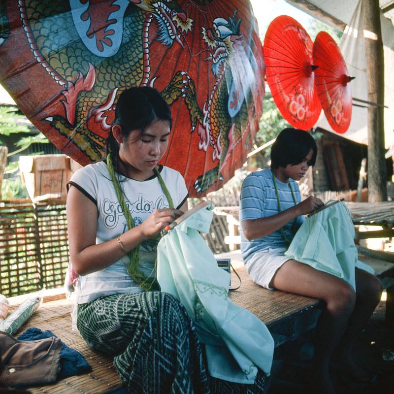 Chiang Mai, Thailand - 1978