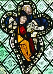 St Matthew the Evangelist (14th century)