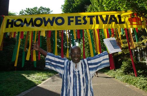 Homowo Festival, Ghana