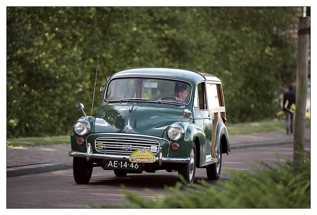 1967 - Morris Mintor 1000 Comb