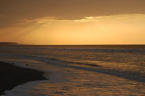 Sunset in Zorritos, Tumbes, Peru | by blueskylimit
