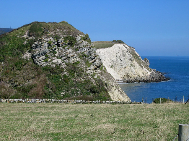 West of Woody Bay, Isle of Wight
