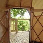 Mini Yurt Door