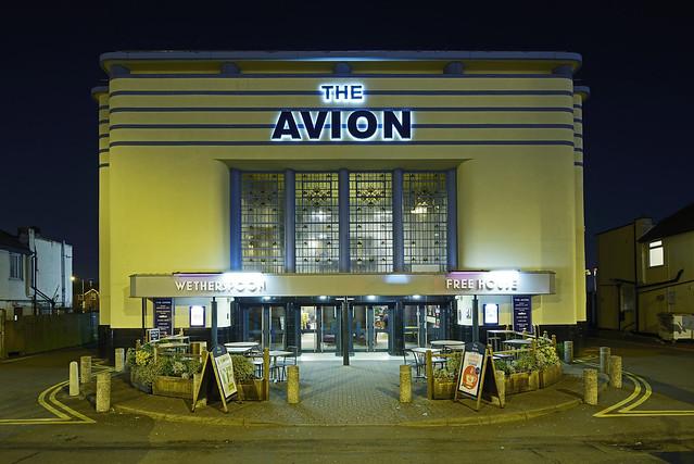 The Avion, Aldridge, Walsall 01/02/2015